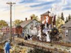 Temiscouata Railway - 500pc Jigsaw Puzzle by SunsOut