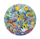Swimming Around - 500pc Jigsaw Puzzle by SunsOut