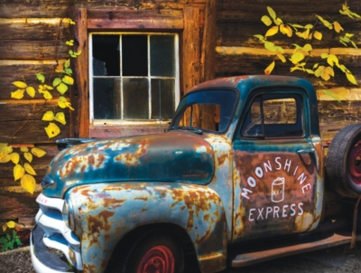 Moonshine Express - 500pc Jigsaw Puzzle by SunsOut