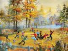 Farmland Football - 500pc Jigsaw Puzzle by SunsOut