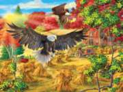 Golden Glory - 500pc Jigsaw Puzzle by SunsOut