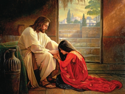 Forgiven - 500pc Jigsaw Puzzle by SunsOut