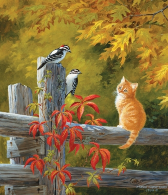 Observation Deck - 550pc Jigsaw Puzzle by SunsOut