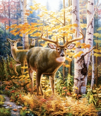 Eye to Eye - 550pc Jigsaw Puzzle by SunsOut
