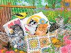 Swingin' into Summer - 500pc Jigsaw Puzzle by SunsOut