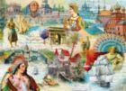 Majestic Kingdoms - 500pc Jigsaw Puzzle by SunsOut
