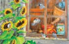 Sunflower Shed - 1000pc Jigsaw Puzzle by SunsOut