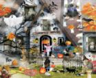 Haunted House - 1000pc Jigsaw Puzzle by SunsOut