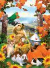 Autumn Harvest - 1000pc Jigsaw Puzzle by SunsOut