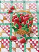 Strawberry Basket - 1000pc Jigsaw Puzzle by SunsOut