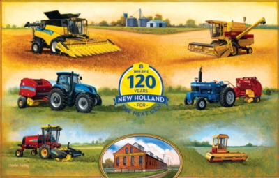 120 Years - The Next Generation - 1000pc Jigsaw Puzzle by SunsOut