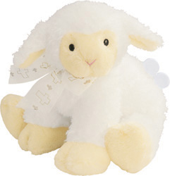 "Gracious Waggie Musical - 10.5"" Lamb by Gund"