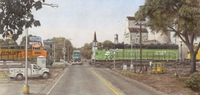 Bacintyme Boulevard - 1000pc Jigsaw Puzzle by SunsOut