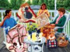 Back Porch - 1000pc Jigsaw Puzzle by SunsOut