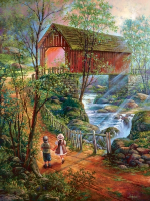 The Crossing - 1000pc Jigsaw Puzzle by SunsOut