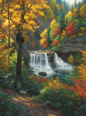 Bear Valley - 1000pc Jigsaw Puzzle by SunsOut