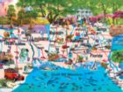 Gulf Coast - 1000pc Jigsaw Puzzle by SunsOut
