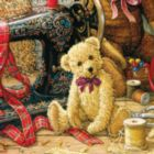 Brand New Bear - 1000pc Jigsaw Puzzle by SunsOut