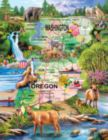 Pacific Northwest Adventure - 1000+pc Large Format Jigsaw Puzzle by SunsOut