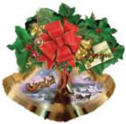 Christmas Bells - 750pc Shape Jigsaw Puzzle by SunsOut