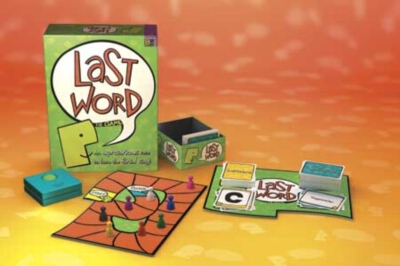 Last Word - Board Game