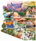 Southwest Travels - 1000pc Shape Jigsaw Puzzle by SunsOut