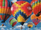 Balloon Race - 1000pc Photomosaic Jigsaw Puzzle by Buffalo Games
