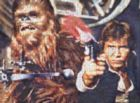 Star Wars: Han Solo & Chewbacca - 1000pc Photomosaic Jigsaw Puzzle by Buffalo Games