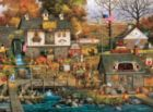 Charles Wysocki: Olde Buck's County - 1000pc Jigsaw Puzzle by Buffalo Games