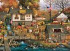 Charles Wysocki: Olde Buck's County - 1000pc Jigsaw Puzzle by Buffalo Games