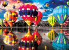 Color Splash: Balloon Dream - 1000pc Jigsaw Puzzle by Buffalo Games
