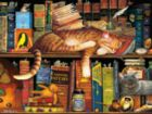 Cat Tales - 750pc Jigsaw Puzzle by Buffalo Games