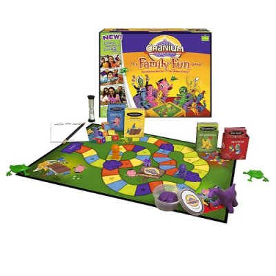 Cranium: Family Fun - Board Game