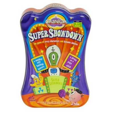 Cranium: Super Showdown - Party Game