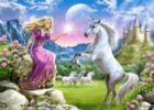 My Friend Unicorn - 180pc Jigsaw Puzzle By Castorland