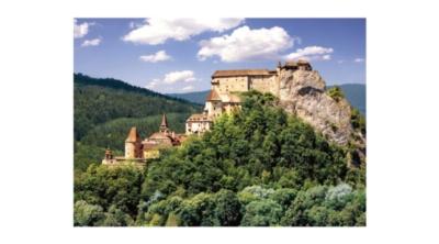 Orava Castle, Slovakia - 1,000 piece puzzle