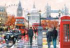 London Collage - 1000pc Jigsaw Puzzle By Castorland