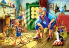 Pinocchio - 120pc Jigsaw Puzzle By Castorland