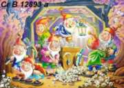 Digging for Diamonds - 120pc Jigsaw Puzzle By Castorland