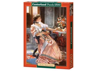 First Roses, Wladyslaw Czachórski - 1500pc Jigsaw Puzzle By Castorland
