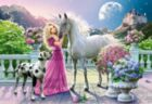 My Friend Unicorn - 1500pc Jigsaw Puzzle By Castorland