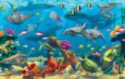 Ocean Adventure - 100pc Jigsaw Puzzle by SunsOut