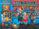 Back to School - 300pc Large Format Jigsaw Puzzle by SunsOut