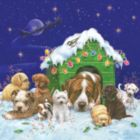 Naughty or Nice - 500pc Jigsaw Puzzle by SunsOut