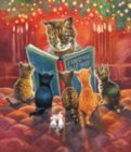 Cat Tales - 550pc Jigsaw Puzzle by SunsOut