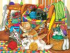 All Tangled Up - 500pc Jigsaw Puzzle by SunsOut