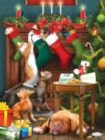 Spike's Not Gonna Like it! - 300pc Large Format Jigsaw Puzzle by Sunsout