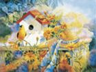 A New Song - 300pc Large Format Jigsaw Puzzle by Sunsout