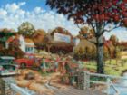 Stone Creek Farm - 300pc Large Format Jigsaw Puzzle by SunsOut