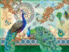 Royal Peacocks - 500pc Jigsaw Puzzle by SunsOut
